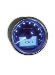 Koso Tachymètre universel style GP avec température de l'eau Universel - 205082
