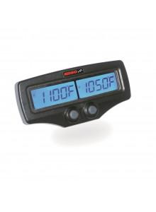 Koso Indicateur EGT double de température d'échappement Universel - 205125
