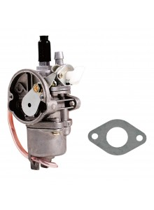 OUTSIDE DISTRIBUTING Carburateur complet assemblé : MT-A1, 2 temps, 47/49 cc, 13mm 2 temps - MT-A1