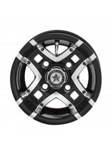 FAIRWAYALLOYS Roue Prestige 10x7 - 4/4 - -25 mm