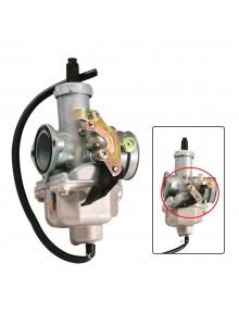 Outside Distributing Carburateur complet à réglage manuel/étrangleur Surefit 30mm 4 temps - Style vertical