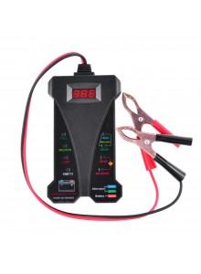 Kimpex HD Testeur de batterie universel 12V à affichage digital