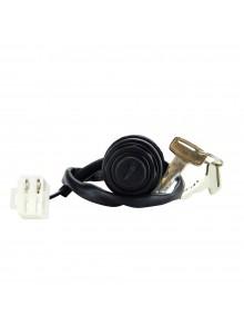Kimpex HD Interrupteur à clé de contact - Deux positions Serrure à clé - 225676