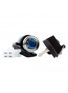 Kimpex HD Interrupteur à clé de contact - Trois positions Serrure à clé - RMS110-105797