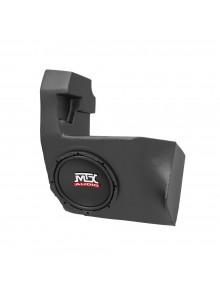 MTX AUDIO Caisson d'extrême grave amplifié - Can-Am Can-am - Sous la console