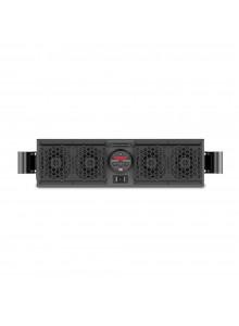 MTX AUDIO Système audio Bluetooth suspendu MUDSYS31 Cage de retournement, UTV - 4 - 280 W