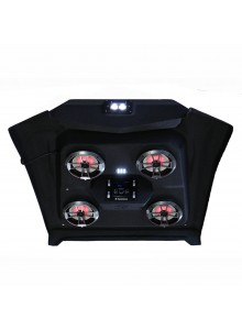 AudioFormz Toit stéréo Polaris RZR 1000