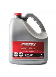 Kimpex Huile à moteur Motoneige/VTT 4-M 5W30 3.78 L / 0.79 G