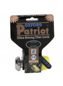 Oxford Products Bloque-disque ultra robuste Patriot
