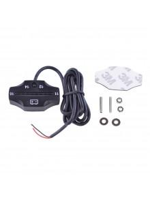 Kimpex HD Voltmètre de Batterie universel Universel - 289034