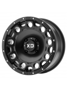KMC XD WHEELS Roue XS129 Holeshot 14x7 - 4/110 - +10 mm