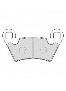 Plaquette de frein en métal - hors-route