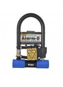 Oxford Products Cadenas avec alarme intégrée à haute sécurité Alarm-D