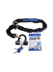 Oxford Products Chaîne antivol avec cadenas à haute sécurité 8