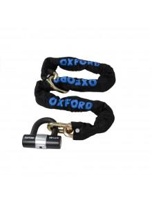 Oxford Products Chaîne antivol avec cadenas à haute sécurité 10