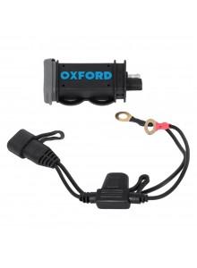 Oxford Products Ensemble de chargeur USB d'haute puissance