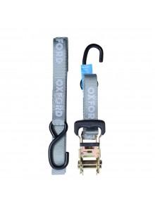 Oxford Products Sangles à cliquet à crochet 5 m - 960 kg