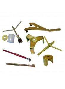 Straightline Ensemble complet d'outils d'entretien pour P-drive QRS Démonter, Installer - 384137