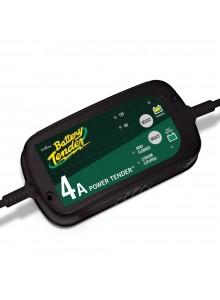 Battery Tender Chargeur de batterie AGM et Lithium Power Tender Haute efficacité - 400705