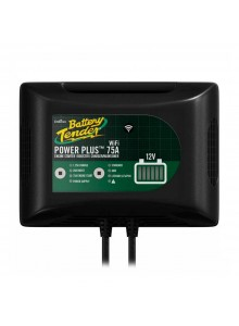 Battery Tender Chargeur de batterie Power Plus 10A Très haute efficacité - 400707