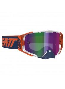 LEATT Lunette Velocity 6.5 Iriz Orange