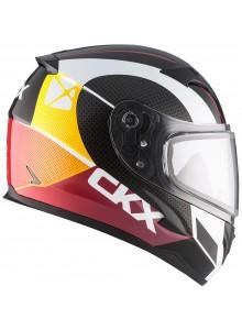 CKX Casque Intégral RR610Y, hiver - Junior Colork
