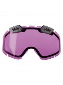 CKX Lentille de lunettes 210° contrôlée, hiver