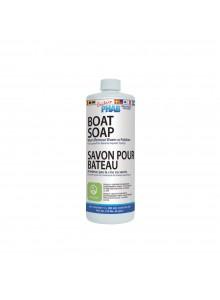Captain Phab  Savon pour bateau Eco/Certifié 1 L / 0.26 G