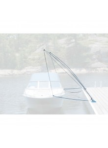 Dock Edge  Fouet d'amarrage Premium