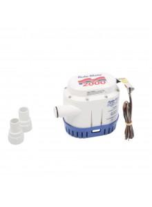 JABSCO RULE Pompes de cale entièrement automatiques