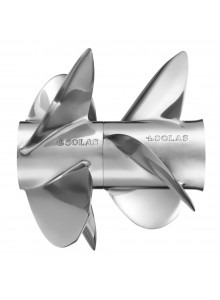 SOLAS Hélice B3 Mercruiser - Acier inoxydable