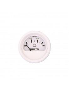 Faria Volmètre série tout-blanc Bateau - 13120