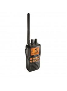 Uniden Radio VHF portative compact Noir