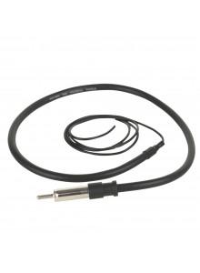 Boss Audio Antenne dipôle en caoutchouc de qualité marine