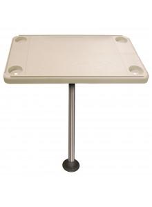 Kimpex Tables pour bateau Rectangulaire