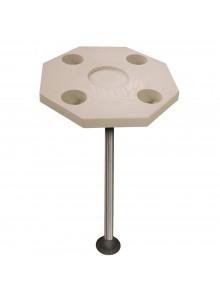 Kimpex Tables pour bateau octogonale Octogonale