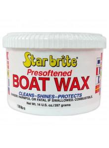 STAR BRITE Cire pour bateau pré-amollie Cire