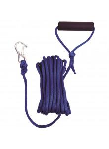 Attwood Corde de sécurité de mise à l'eau 30' - Polypropylène