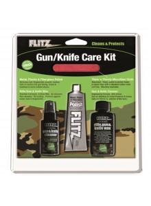 FLITZ Ensemble d'entretien pour couteau et arme à feu