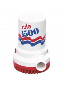 JABSCO RULE Pompe de 1,500 gal./hre, 12V