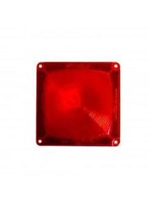 FULTON WESBAR Feu arrière standard Rouge