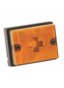 Wesbar Lumière d'identification Ambre