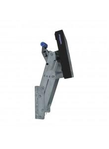Panther Support en acier inoxydable pour moteur hors-bord - 20 HP MAX