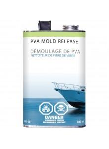 Captain Phab  Agent de démoulage PVA Liquide