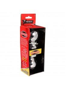 """TRIMAX Boule d'attelage double 2"""", 2 5/16"""" - 8000 lbs"""