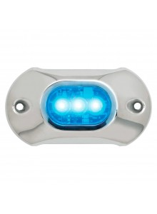 Attwood Lampe submersible bleu, 3 DEL