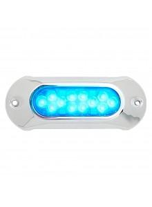 Attwood Lampe submersible, 12 DEL bleu