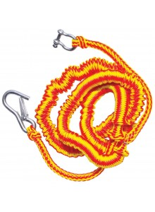KwikTek Ligne d'amarrage élastique 1120 lb