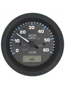 SIERRA Indicateur de vitesse GPS - 60 MPH Bateau - 781-684-060P
