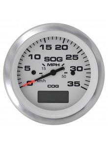 SIERRA Indicateur de vitesse GPS - 35 MPH Bateau - 781-310-035P